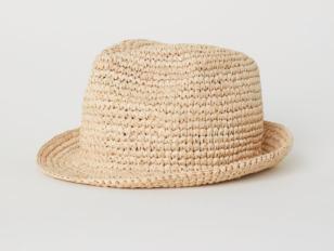 Cute little straw hat